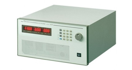 Model 6400 series Programmable AC Source