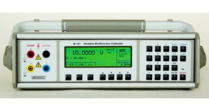 M141 Portable Multifunction Calibrator