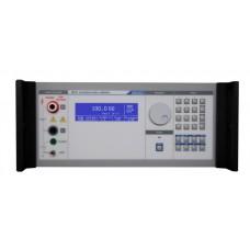 M191 High resistance decade – Insulation tester calibrator