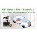 EV Motor Test Solutions - Electrical Safety